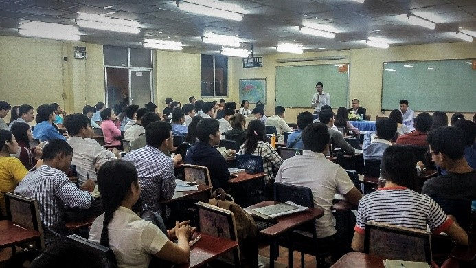 Experience in Entrance Examination of Court Clerk